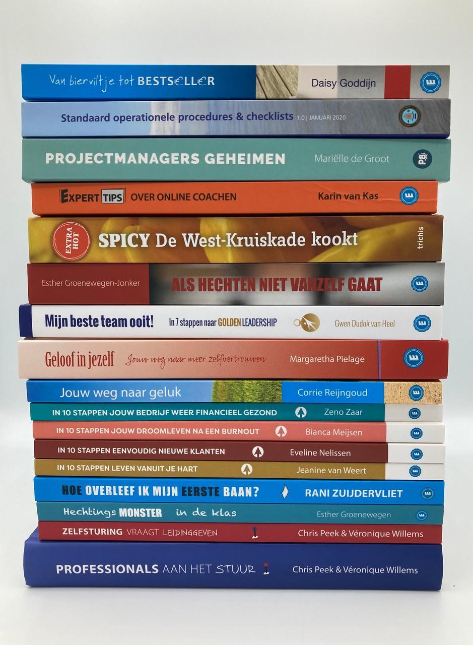 Boekproducties en magazines